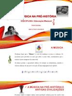 A Música Na Pré-história - Versão Final