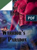 Stephanie West - Cadi Warriors 3 - Warrior's Paradox