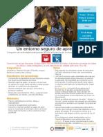 Entorno Seguro de Aprendizaje- Actividades CDN30