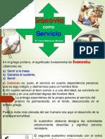 DiaconiaComoServicioPr.omar Monterrey