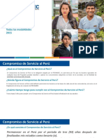 Compromiso Servicio Al Perú