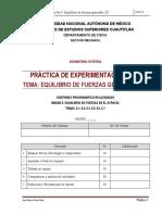 P 09 EQUILIBRIO DE FUERZAS GENERALES 2D_2018-II.pdf