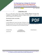 2 MP Certificate