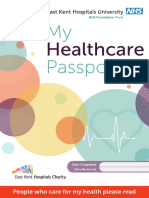 Healthcare Passport