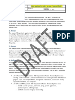 TEMPLATE Information Security Access Control Policy