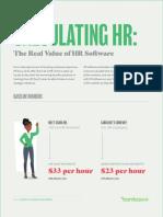 Calculate HR ROI