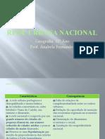 Rede Urbana Nacional