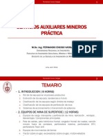 Servicios Auxiliares 2019 - II Semana 1