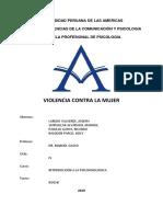 Violencia Joseph Marisol Ricky