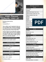 USMC D v7 Chain of Command Army List