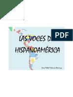 Las Voces de Hispanoamérica