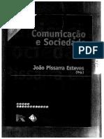 KATZ, Elihu. O Fluxo Da Comunicação Em Dois Níveis - Memória Actualizada de Uma Hipótese. In_ ESTEVES, João Pissarra (Org.) Comunicação e Sociologia. Lisboa_ Livros Horizonte 2. Ed., 2009, p.63-80.
