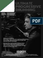 Ultimate Progressive Drumming Sample