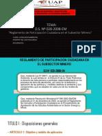 DS N°028-2008-EM (NORMA 2)