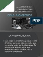 Ciclo  radiofónico