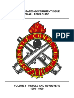United States Government Issue Small Arms Guide Volume I (Pistols and Revolvers) Part 1 of 6