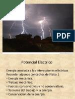 Clase Potencial Eléctrico 1