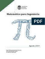 Material Alumnos Agosto 2019