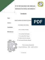 U5 Indicadores macroeconómicos
