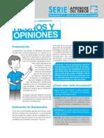 7 Hechos y Opiniones