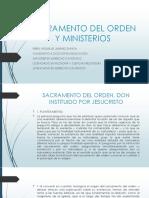 Sacramento Del Orden y Ministerios (3)
