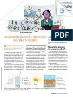 Cheese Article Spanish