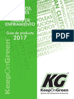Catálogo  despositor  de expansión KG