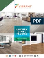 LVT- Vibrant Floors