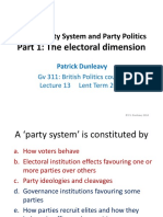 20140131 Week13 PartyPolitics Sl