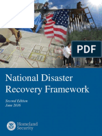 National Disaster Recovery Framework2nd 2