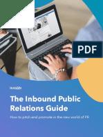 Inbound Public Relations Guide eBook - HubSpot
