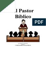 El Pastor Biblico - David R Cox.pdf