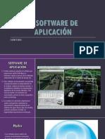 Software de Aplicaciòn
