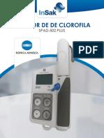 1_ Medidor de Contenido de Clorofila, Spad-502 Plus (1)