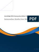 AssistEdge CE AutomationStudioUserGuide