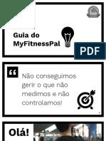 Guia MyFitnessPal