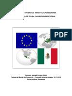 Relaciones Comerciales México y La Unión Europea