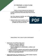 Cash Flow Presentation for FRC Class by kuldeep ghanghas