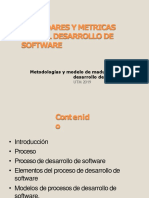 Metodologías y Modelo de Madurez en El Desarrollo de Software