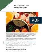 DZoom Ruben Chase Carbo - La Fotografía de Producto Para Publicidad Una Guía Rápida