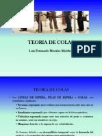 Teoria de Colas. Luis morales