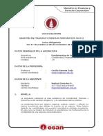 Silabo - Esteves, Cecilia - Fundamentos de La Contabilidad