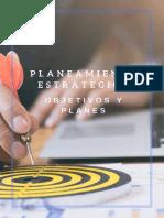 Resumen de Planeación Estratégica