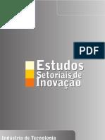 Estudos Setoriais de Inovação - Indústria de Tecnologia da Informação e Comunicação