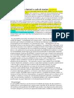La Epicondilitis Lateral o Codo de Tenista (Autoguardado)