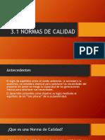 Normas de Calidad y Plan de Auditoría Administrativa