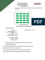 Evaluación de eficiencia