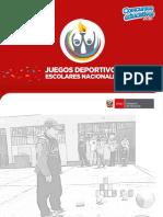 Juegos Deportivos Escolares Nacionales