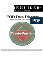 EOD Data Directory