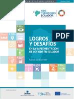 Tema Ods en Ecuador Semana 4 Curso Emprendimiento Mad Octubre 19 Febrero 20-1